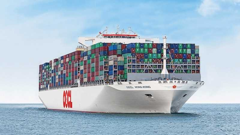 OOCL - Orient Overseas Container Line